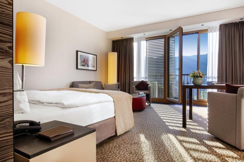 Hotelzimmer im Kempinski Hotel Berchtesgaden günstig bei weg.de
