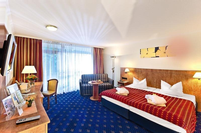 Hotelzimmer mit Aerobic im Hotel St. Georg Bad Aibling