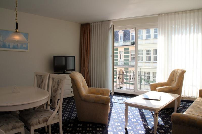 Hotelzimmer mit Wassersport im SEETELHOTEL Ostseeresidenz Bansin