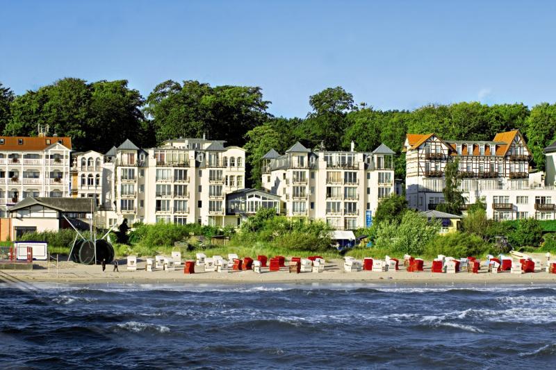 SEETELHOTEL Ostseeresidenz Bansin günstig bei weg.de buchen - Bild von FTI Touristik