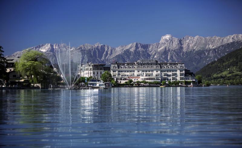 Grand Hotel Zell Am See in Salzburger Land - Bild von FTI Touristik