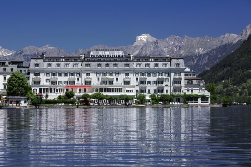 Grand Hotel Zell Am See günstig bei weg.de buchen - Bild von FTI Touristik