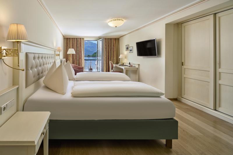 Hotelzimmer mit Fitness im Grand Hotel Zell Am See