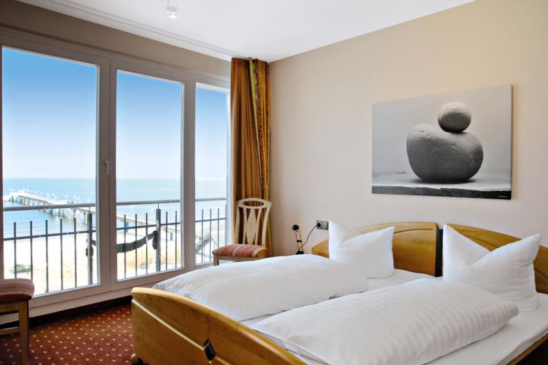 Hotelzimmer mit Golf im SEETELHOTEL Ostseeresidenz Bansin