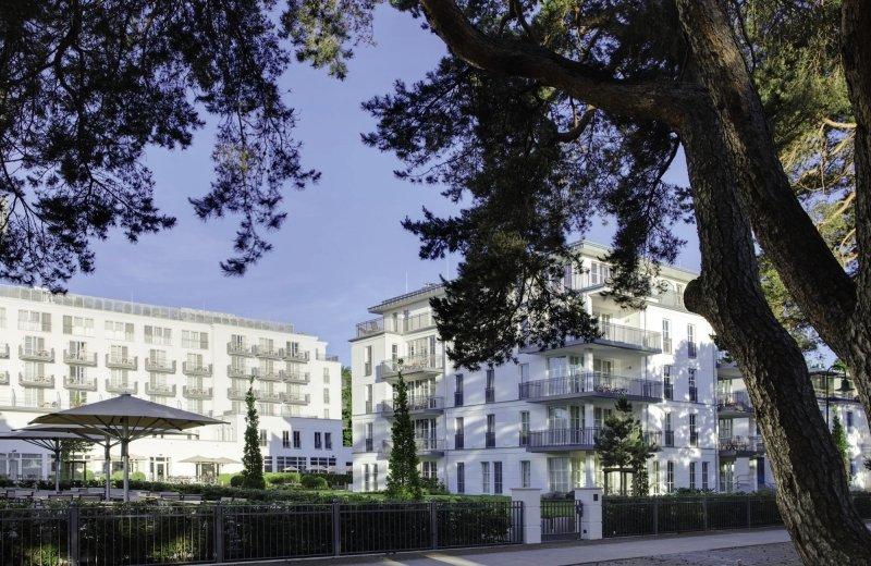 Steigenberger Grandhotel & Spa in Insel Usedom - Bild von FTI Touristik