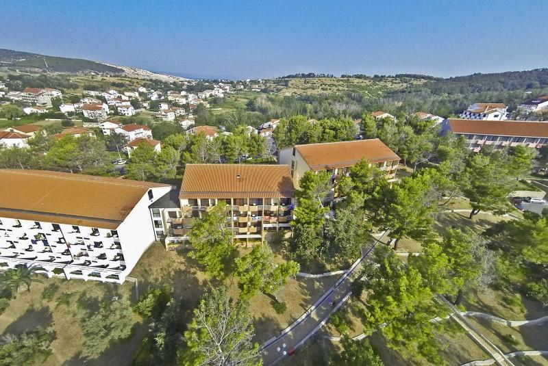 Veli Mel Hotel in Nordadriatische Inseln - Bild von I.D. Riva Tours
