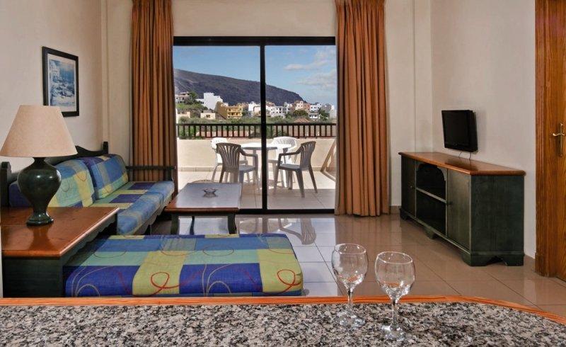 Hotelzimmer mit Tennis im Baja del Secreto
