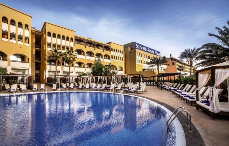Hotel Occidental Jandía Royal Level günstig bei weg.de buchen - Bild von FTI Touristik