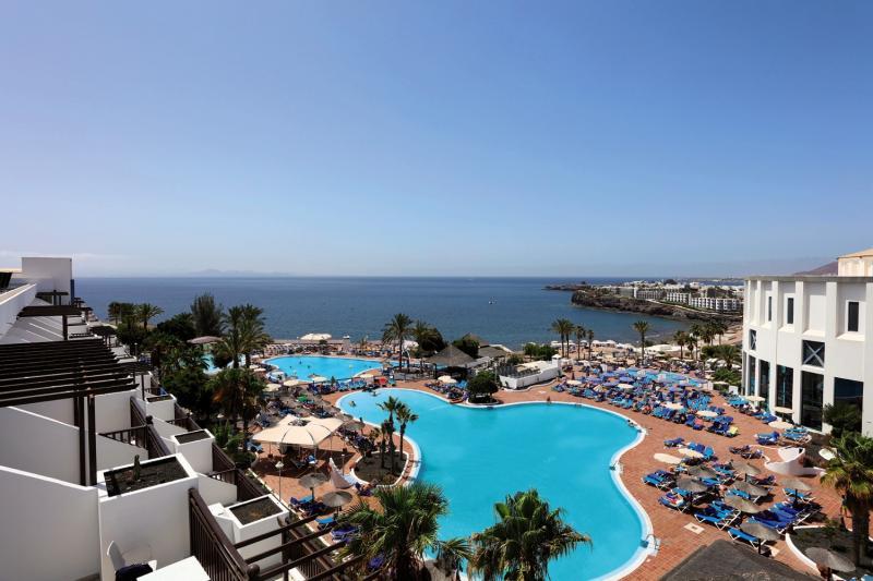 Hotel Sandos Papagayo Beach Resort günstig bei weg.de buchen - Bild von FTI Touristik