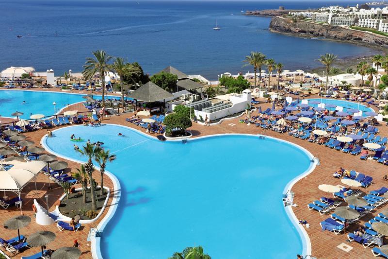 Hotel Sandos Papagayo Beach Resort in Lanzarote - Bild von FTI Touristik