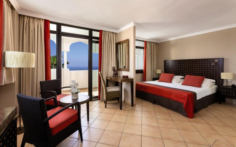 Hotelzimmer mit Mountainbike im Seaside Sandy Beach