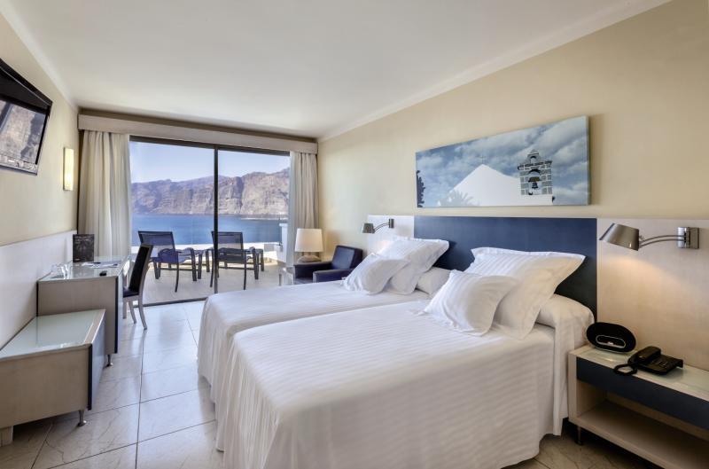 Hotelzimmer mit Fitness im Barceló Santiago