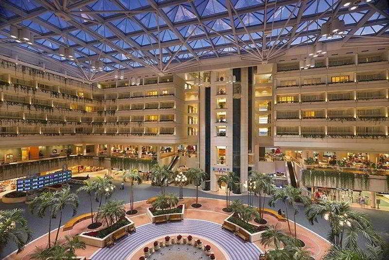 Hotel Hyatt Regency Orlando International Airport günstig bei weg.de buchen - Bild von Neckermann Reisen