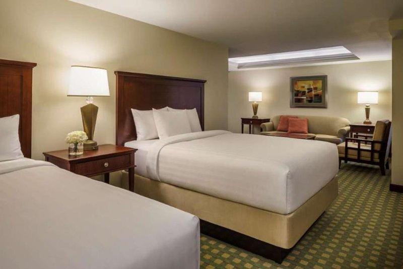 Hotelzimmer mit Fitness im Hyatt Regency Orlando International Airport