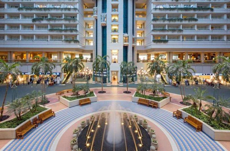 Hotel Hyatt Regency Orlando International Airport in Florida - Bild von Neckermann Reisen