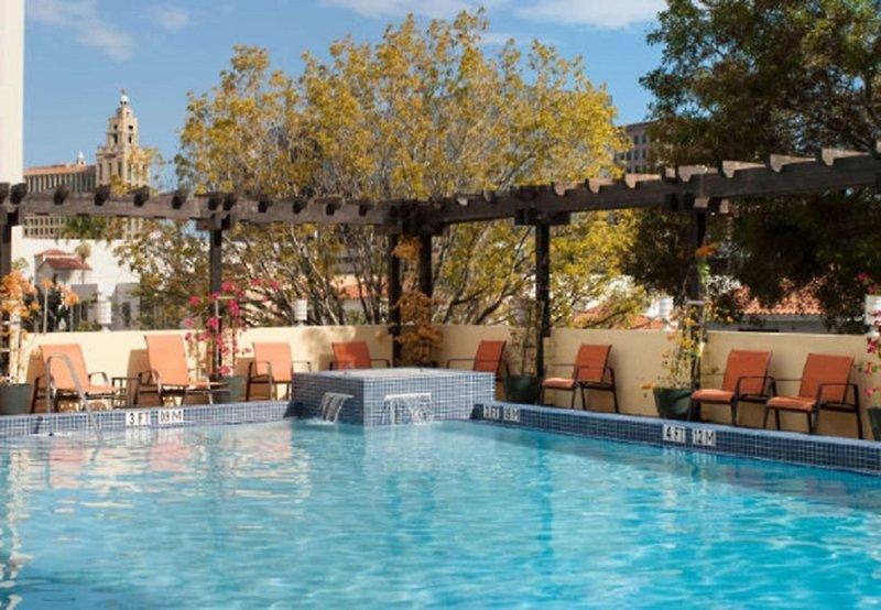 Hotel Courtyard Miami Coral Gables günstig bei weg.de buchen - Bild von Neckermann Reisen