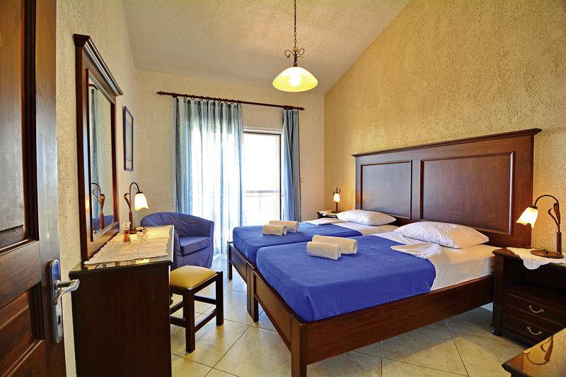 Hotelzimmer mit Kinderpool im Helidonia