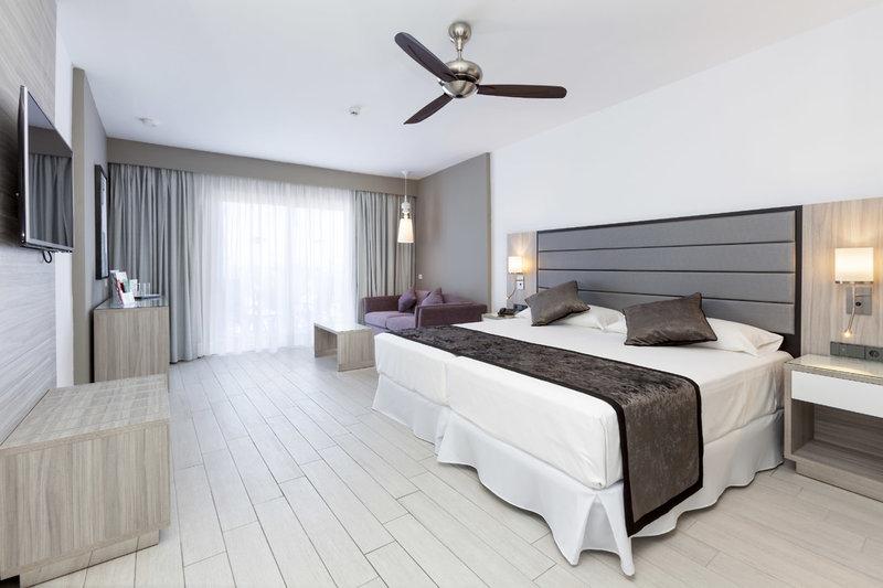 Hotelzimmer mit Fitness im Hotel Riu Palace Tenerife