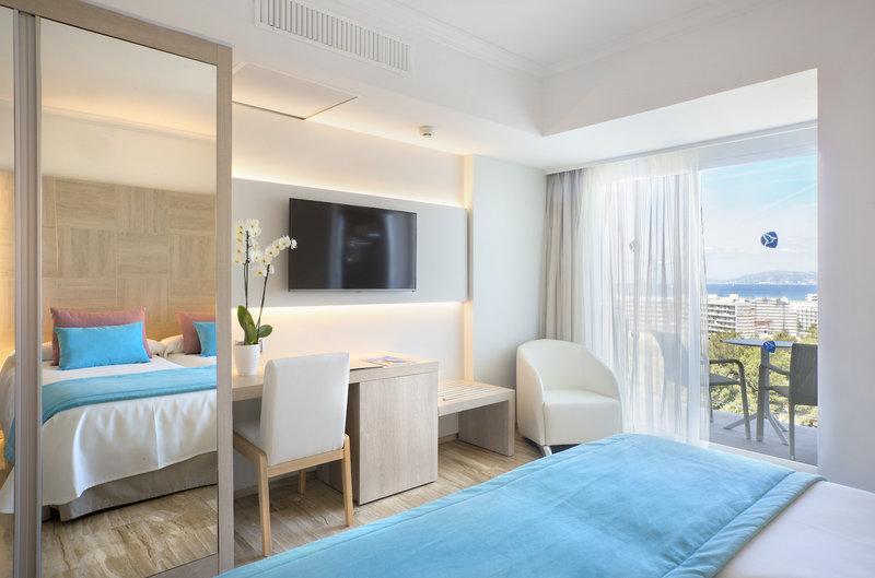 Hotelzimmer mit Fitness im Grupotel Orient