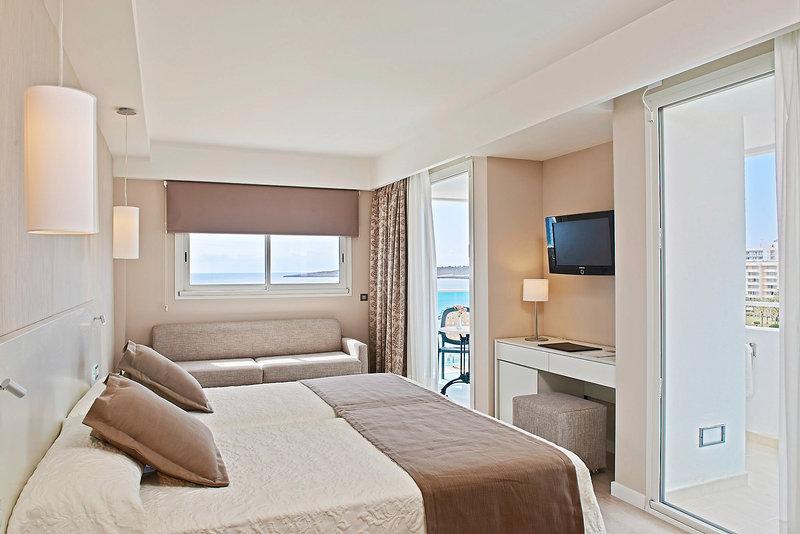 Hotelzimmer mit Aerobic im Hipotels Hipocampo