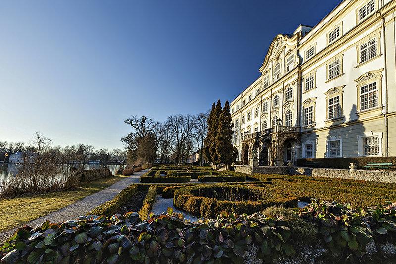 Hotel Schloss Leopoldskron günstig bei weg.de buchen - Bild von airtours