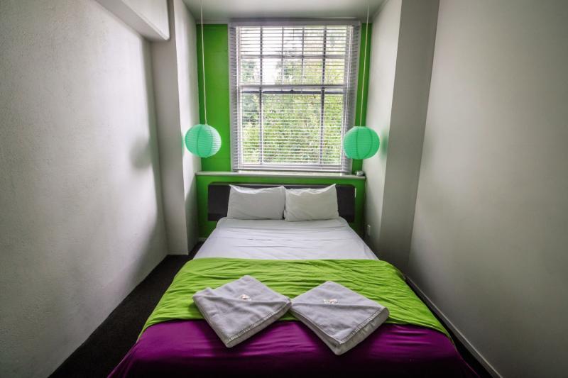 Hotelzimmer mit Strandnah im JUCY Snooze Auckland