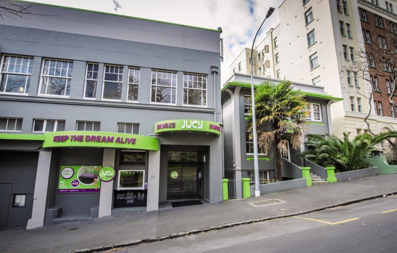 Hotel JUCY Snooze Auckland günstig bei weg.de buchen - Bild von FTI Touristik