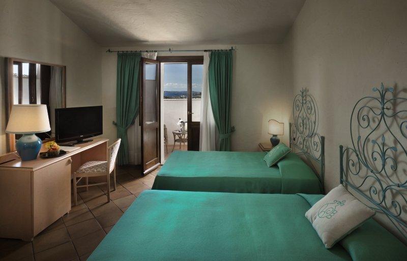Hotelzimmer mit Golf im Pulicinu