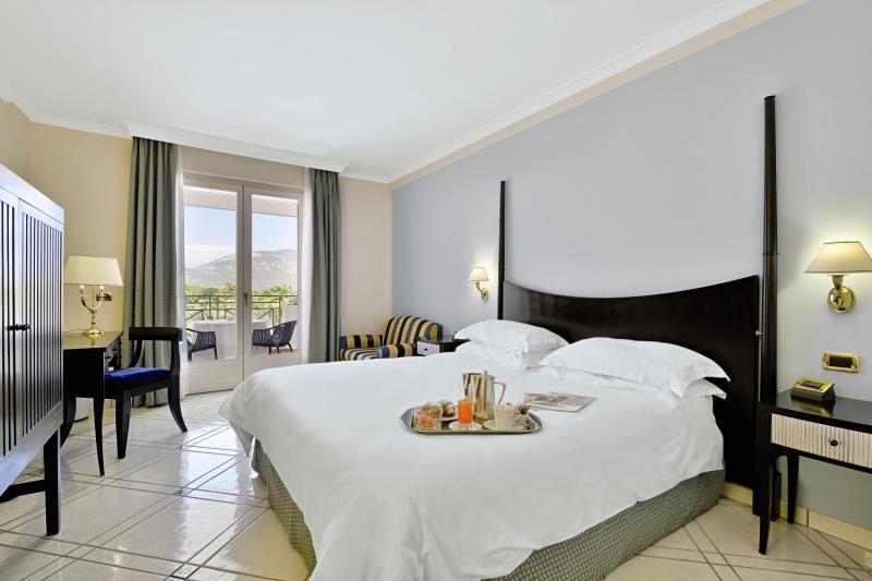 Hotelzimmer mit Tennis im Savoy Beach