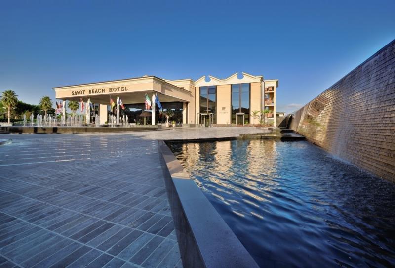 Hotel Savoy Beach in Kampanien - Bild von FTI Touristik
