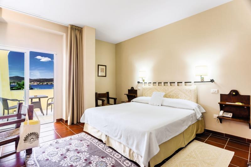 Hotelzimmer mit Fitness im Villa Margherita