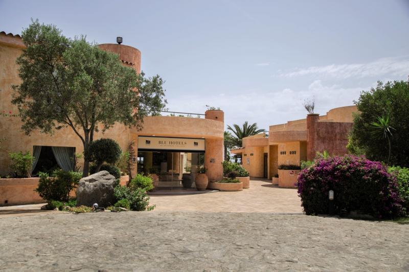 Sant'Elmo Beach Hotel in Sardinien - Bild von FTI Touristik