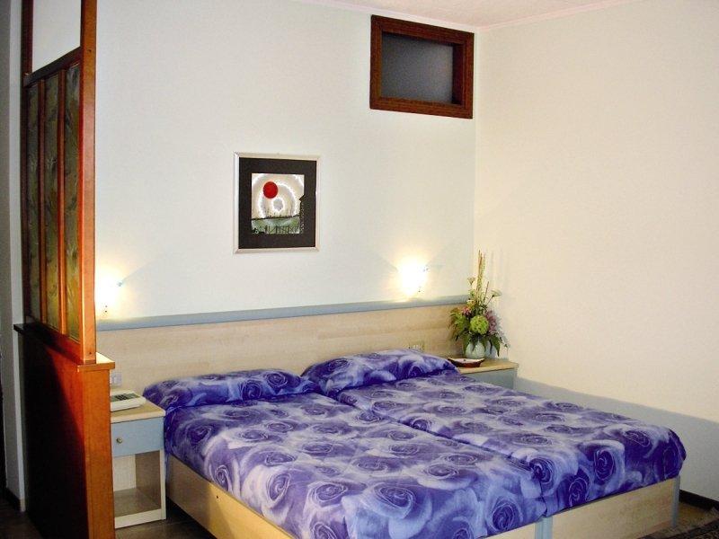 Hotelzimmer mit Minigolf im Hotel Le Balze