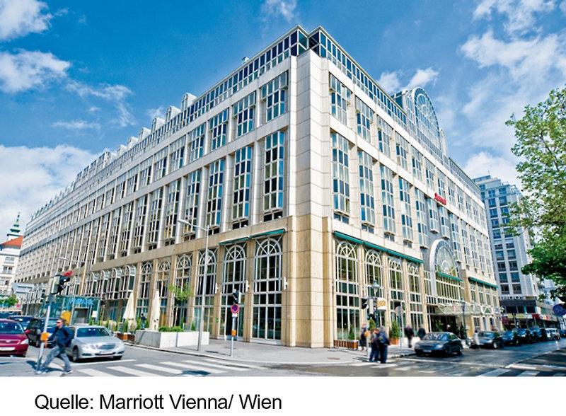 Vienna Marriott Hotel 3 Bewertungen - Bild von Bucher Reisen