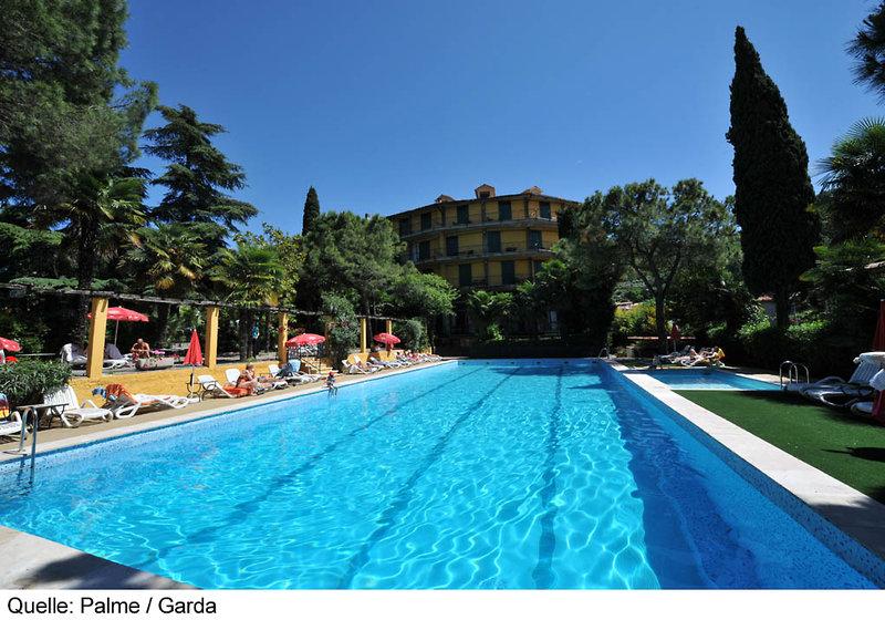 Hotel Palme & Suite in Oberitalienische Seen & Gardasee - Bild von Bucher Reisen