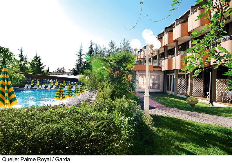 Hotel Palme & Suite günstig bei weg.de buchen - Bild von Bucher Reisen