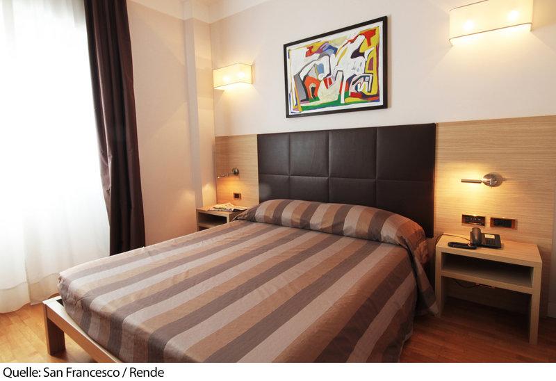 Hotel San Francesco in Kalabrien - Bild von Bucher Reisen