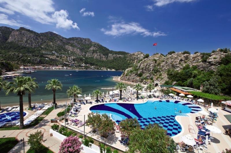 Hotel Turunç Resort in Türkische Ägäisregion - Bild von FTI Touristik