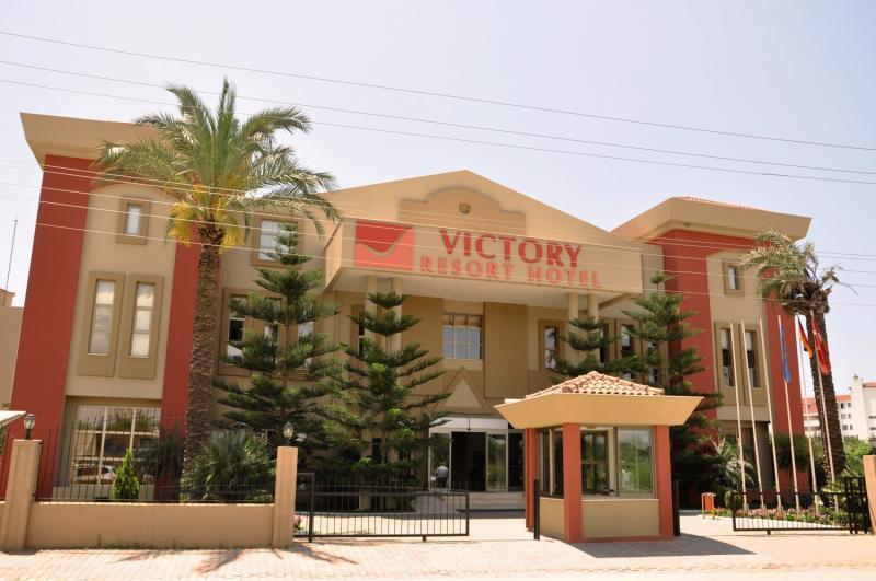 Hotel Victory Resort in Türkische Riviera - Bild von FTI Touristik