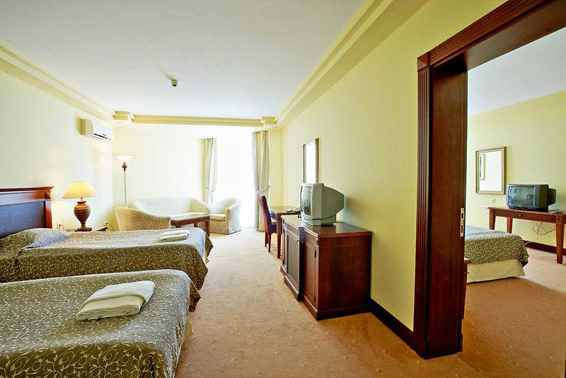 Hotelzimmer mit Volleyball im Bodrum Holiday Resort & Spa