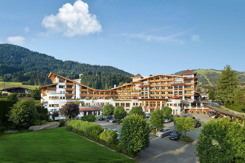 Sporthotel Ellmau günstig bei weg.de buchen - Bild von Air Marin