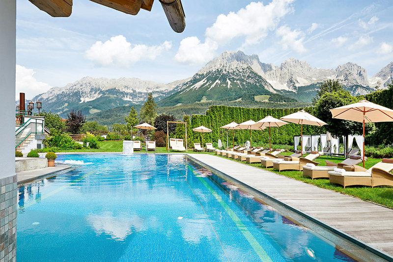 Sporthotel Ellmau in Nordtirol - Bild von Air Marin