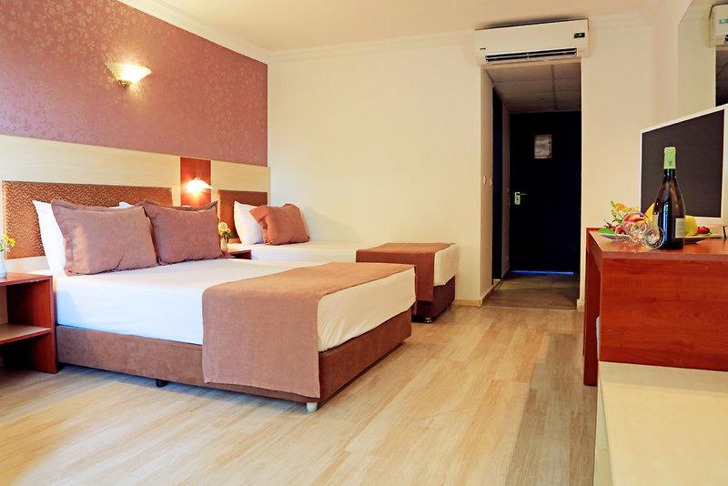 Hotelzimmer mit Minigolf im Labranda Ephesus Princess