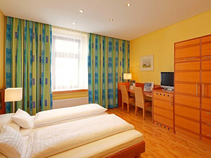 Hotelzimmer mit Sauna im Central