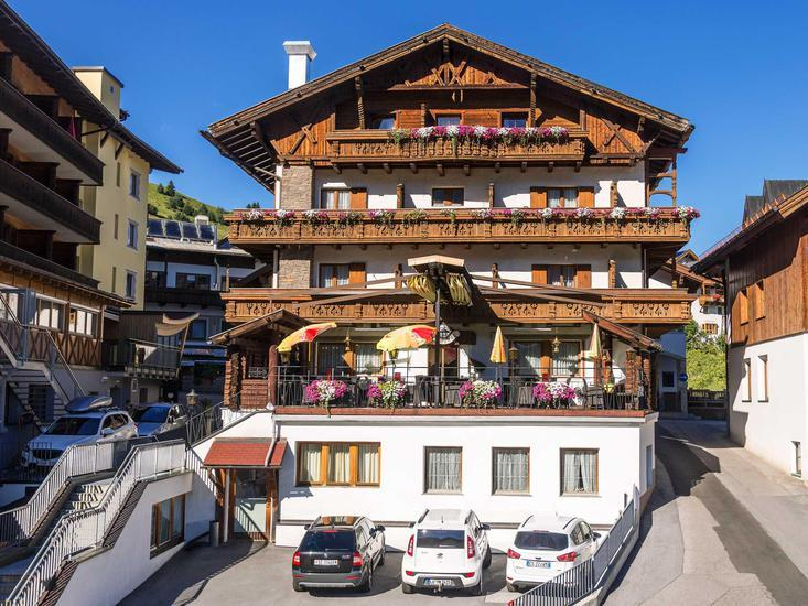 Hotel Tirolerhof günstig bei weg.de buchen - Bild von bye bye