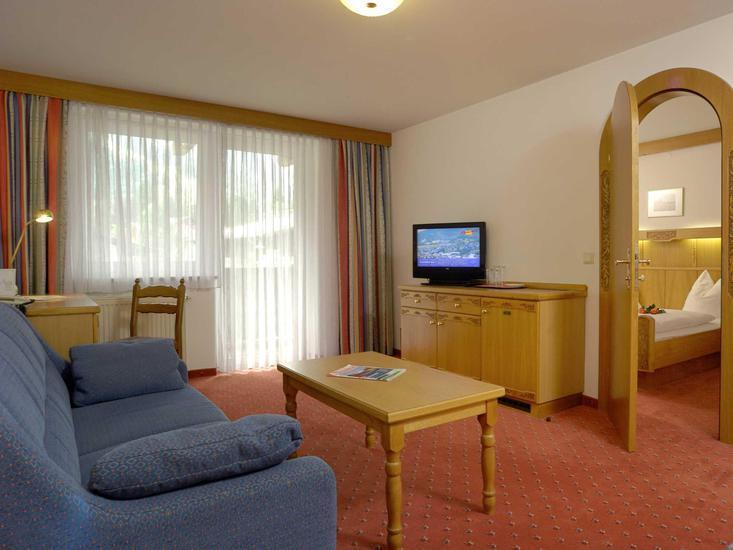 Hotelzimmer mit Fitness im Antonius