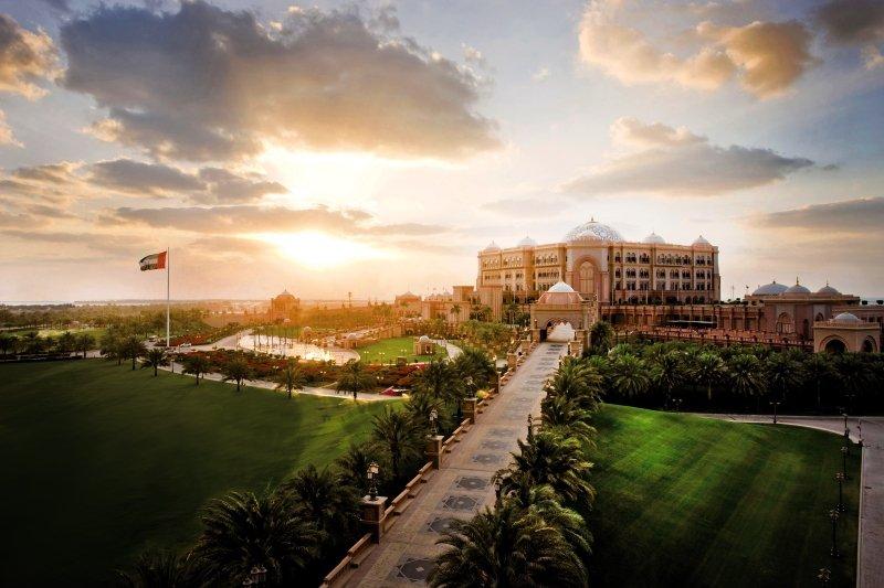 Hotel Emirates Palace Abu Dhabi günstig bei weg.de buchen - Bild von FTI Touristik