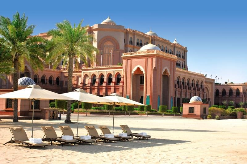 Hotel Emirates Palace Abu Dhabi 215 Bewertungen - Bild von FTI Touristik
