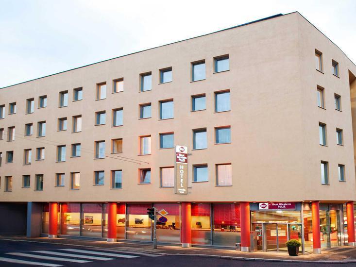 Best Western Plus Amedia Hotel Graz günstig bei weg.de buchen - Bild von alltours