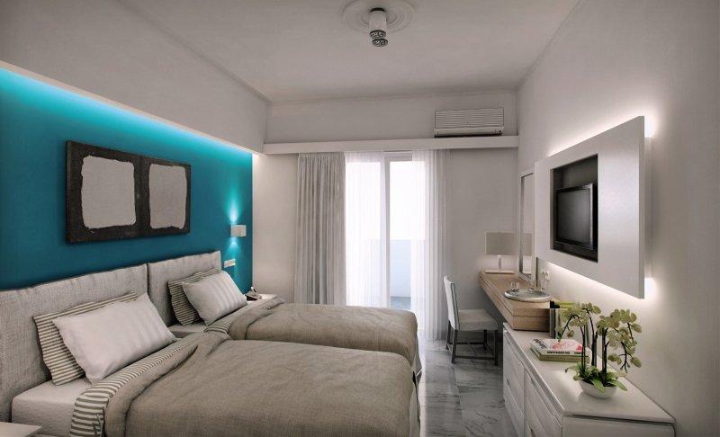 Hotelzimmer mit Familienfreundlich im Klelia